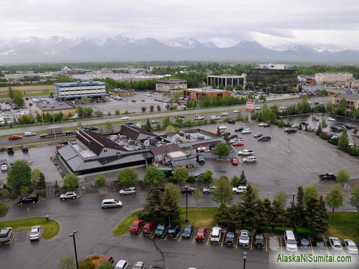 アラスカ アンカレッジ